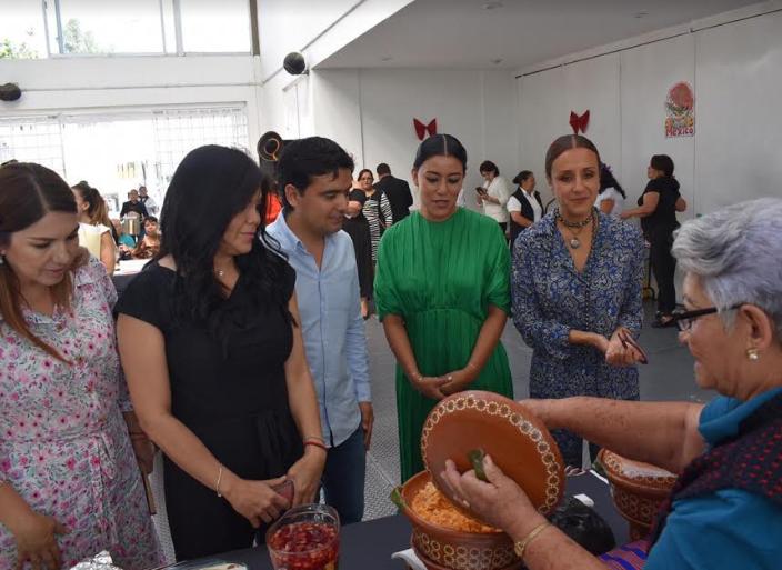 DIFZapopanfue sede de Concurso Gastronómico Regional