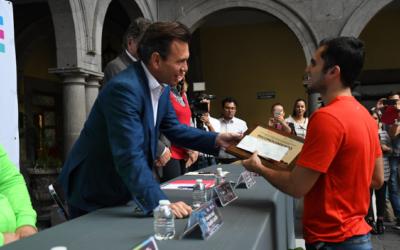 DistingueZapopanempeño de 25 medallistas de los Juegos Panamericanos y Parapanamericanos Lima 2019